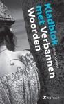 Boekomslag Kladblok met Verbannen Woorden